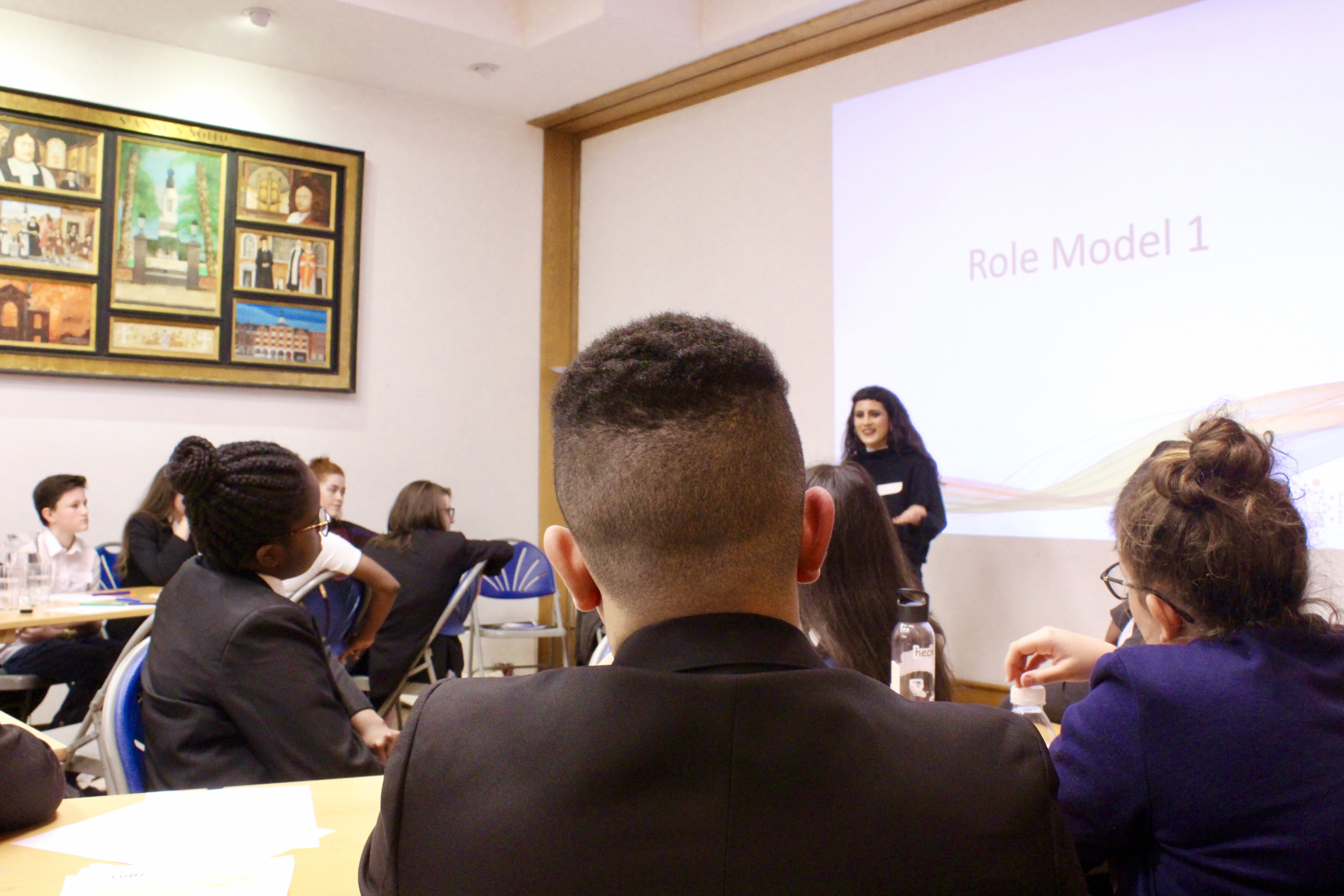 Role model workshop